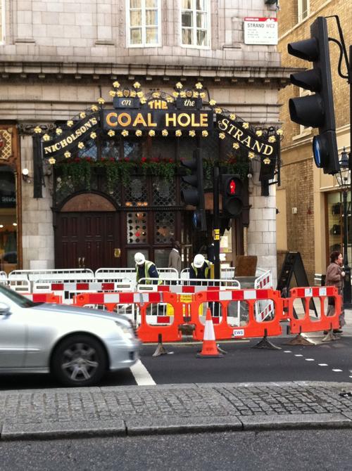 Coal hole