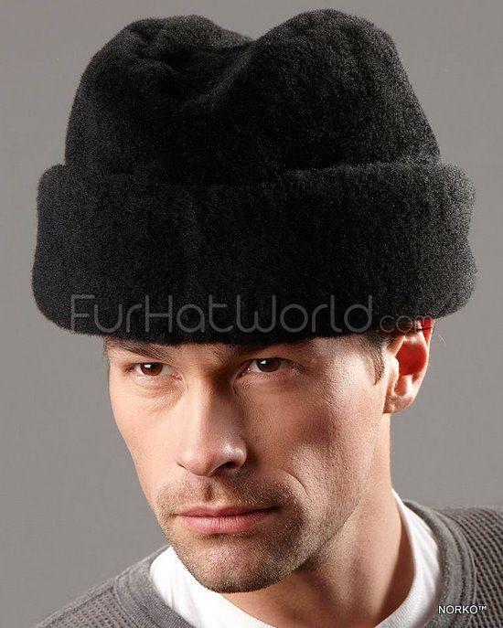 Mouton_Sheepskin_Russian_Cossack_Hat_Black_911