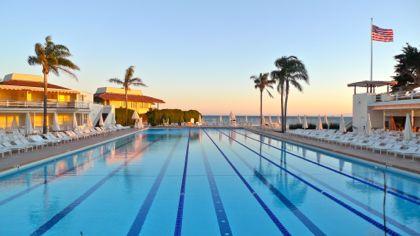Coral casino pool