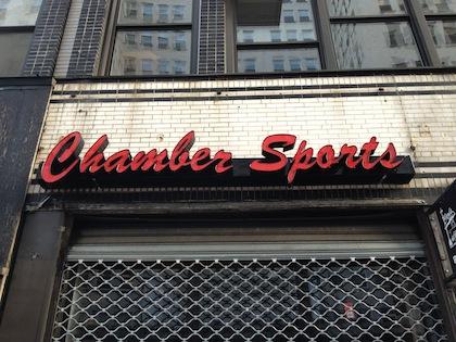 Chamber Sports