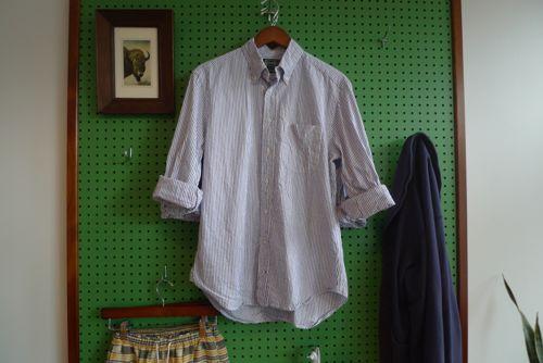 Indigo and cotton