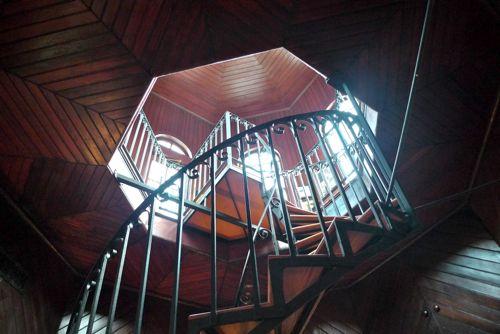 Wentworth cupola