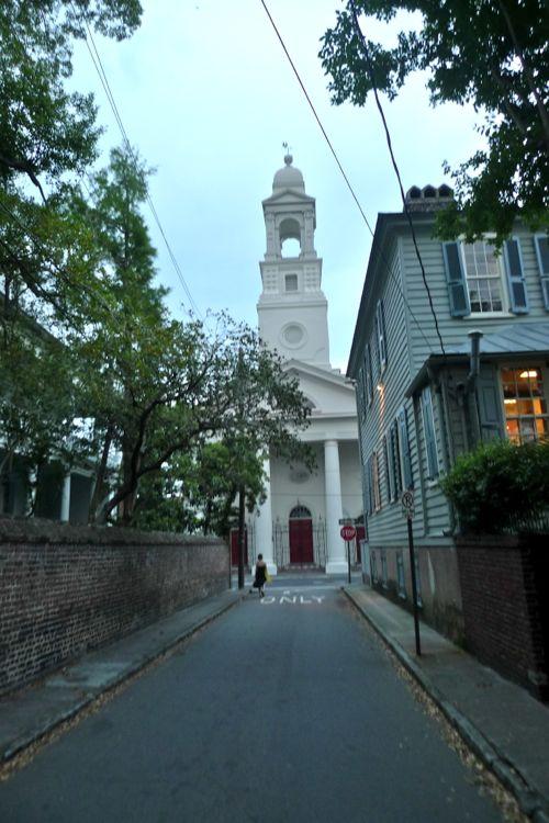 Magazine street church