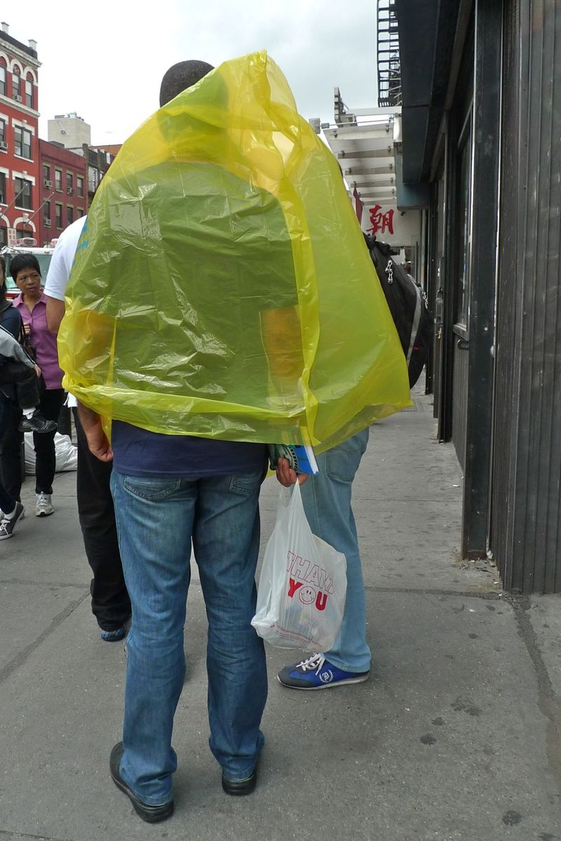 Yellow bag 62512