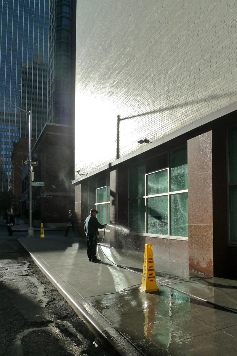 Washer on thomas street 92012