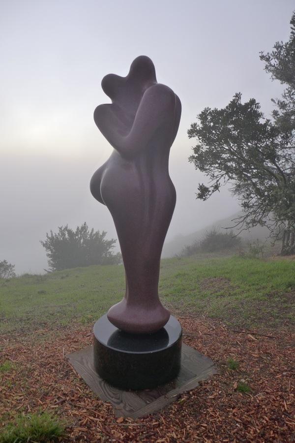 Post ranch inn sculpture2