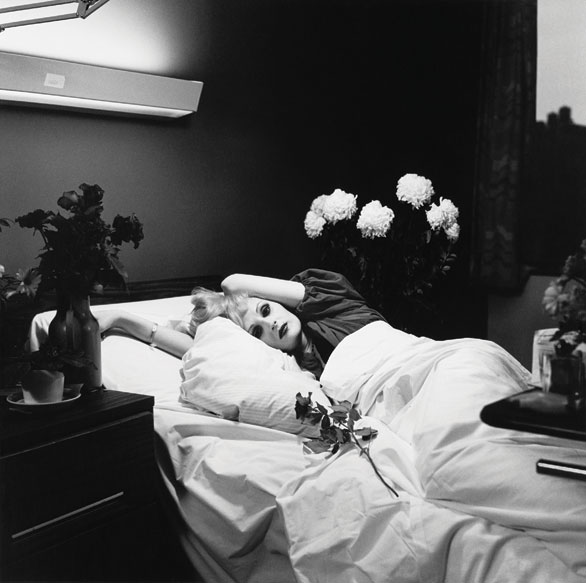 Candy Darling on Her Deathbed by Peter Hujar