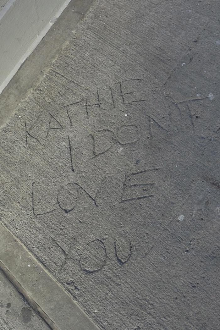 Kathie I Dont Love You on Franklin 111013