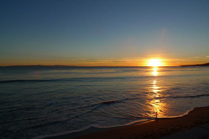 SB sunset