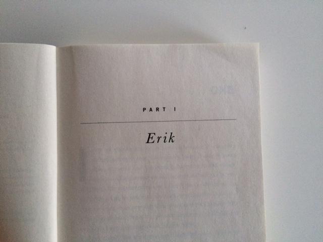Part 1 Erik