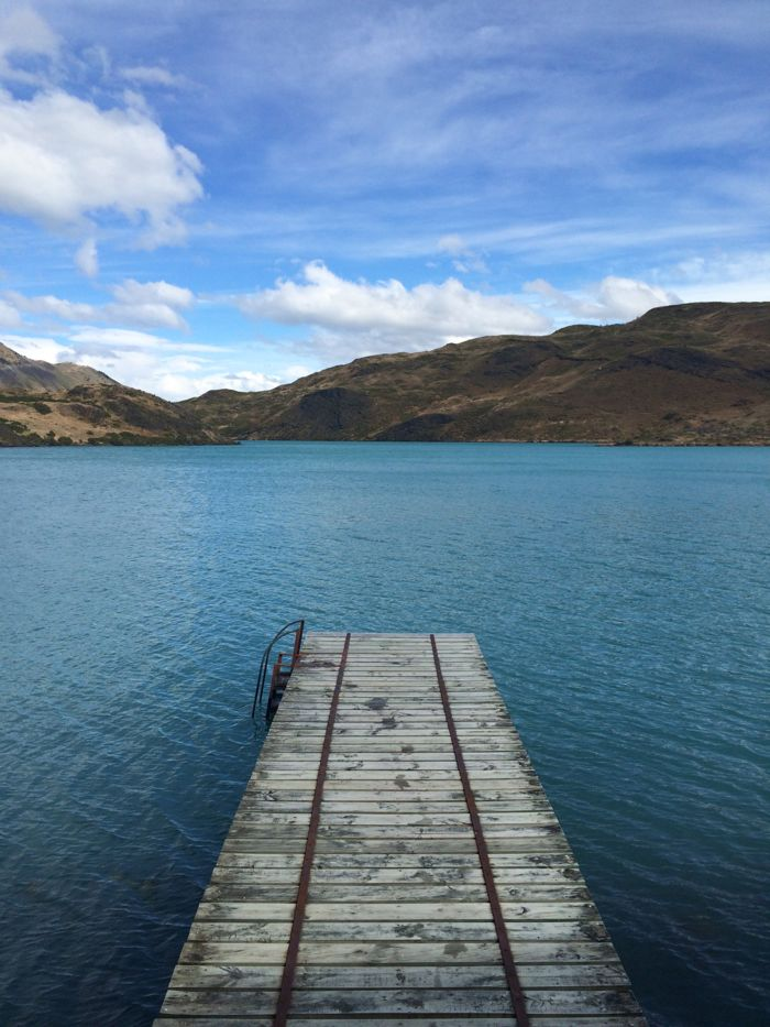 Dock off hotel