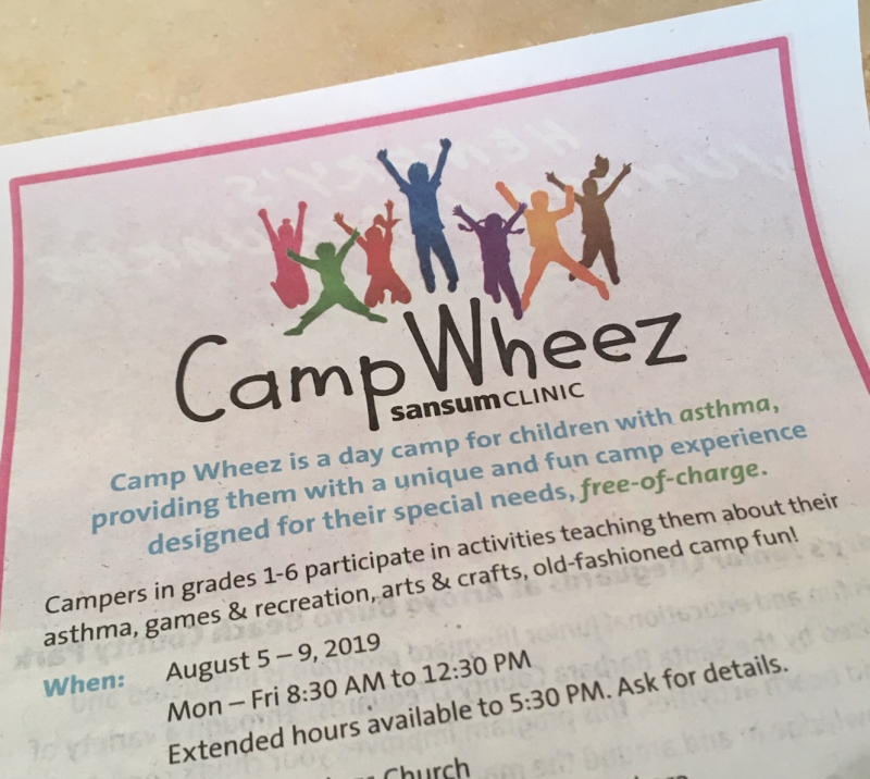 Camp Wheez