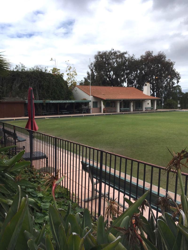 MacKenzie Park Lawn Bowls Club