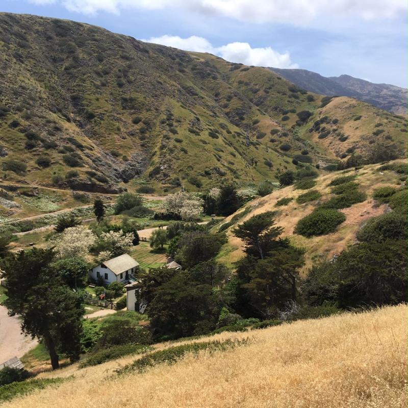 Private residence2 at Santa Cruz island
