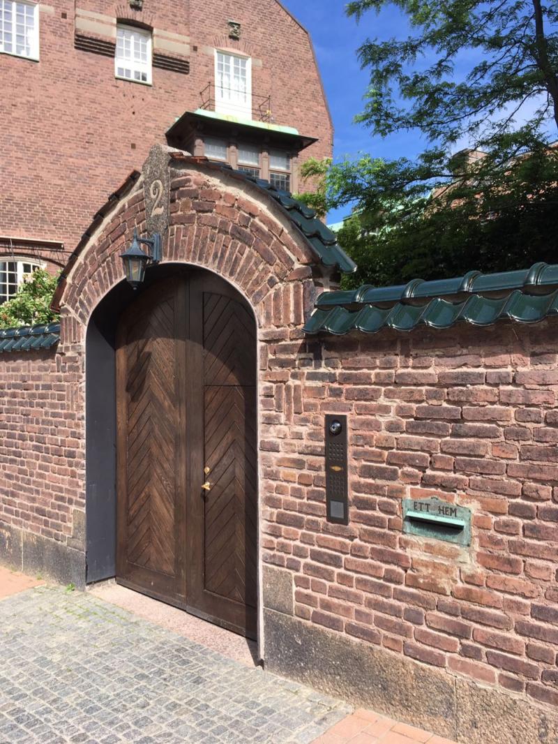 Ett Hem entrance