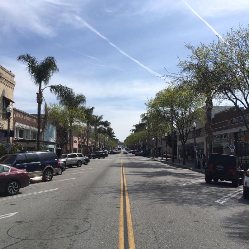 Main Street Ventura