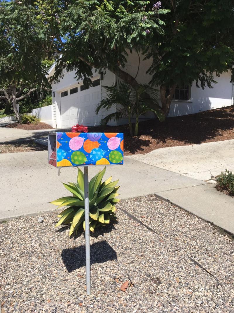 Harbor HIlls mailbox