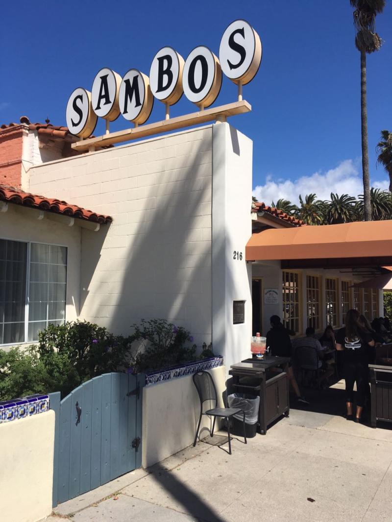 Sambos Santa Barbara
