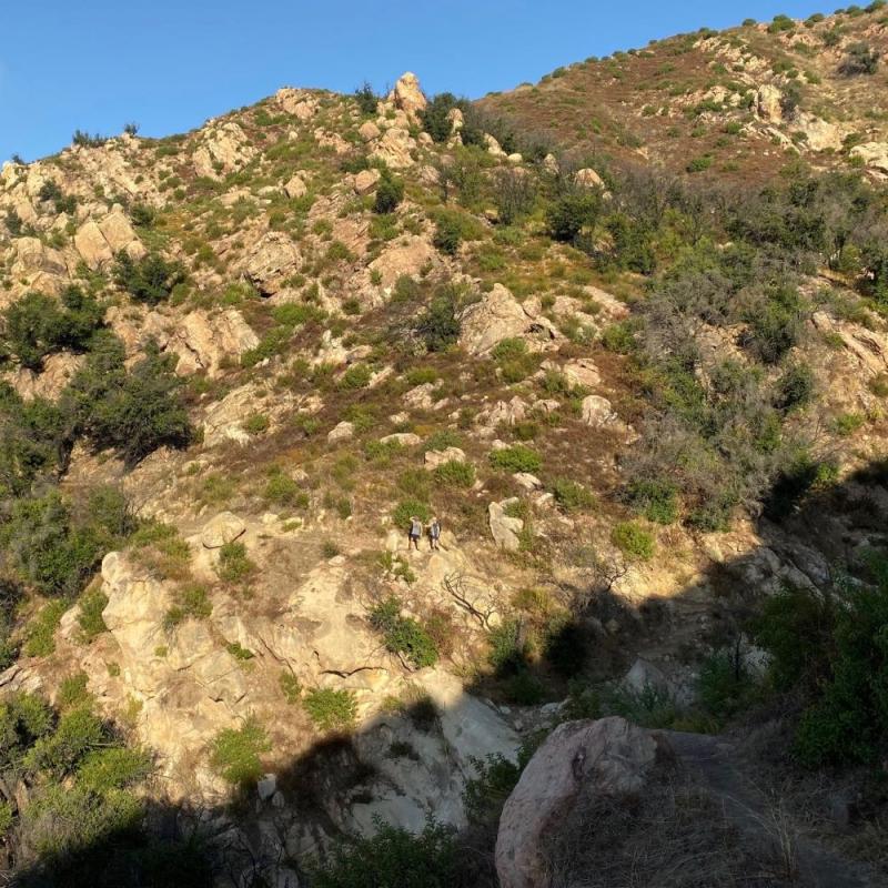 Girard Trail Montecito