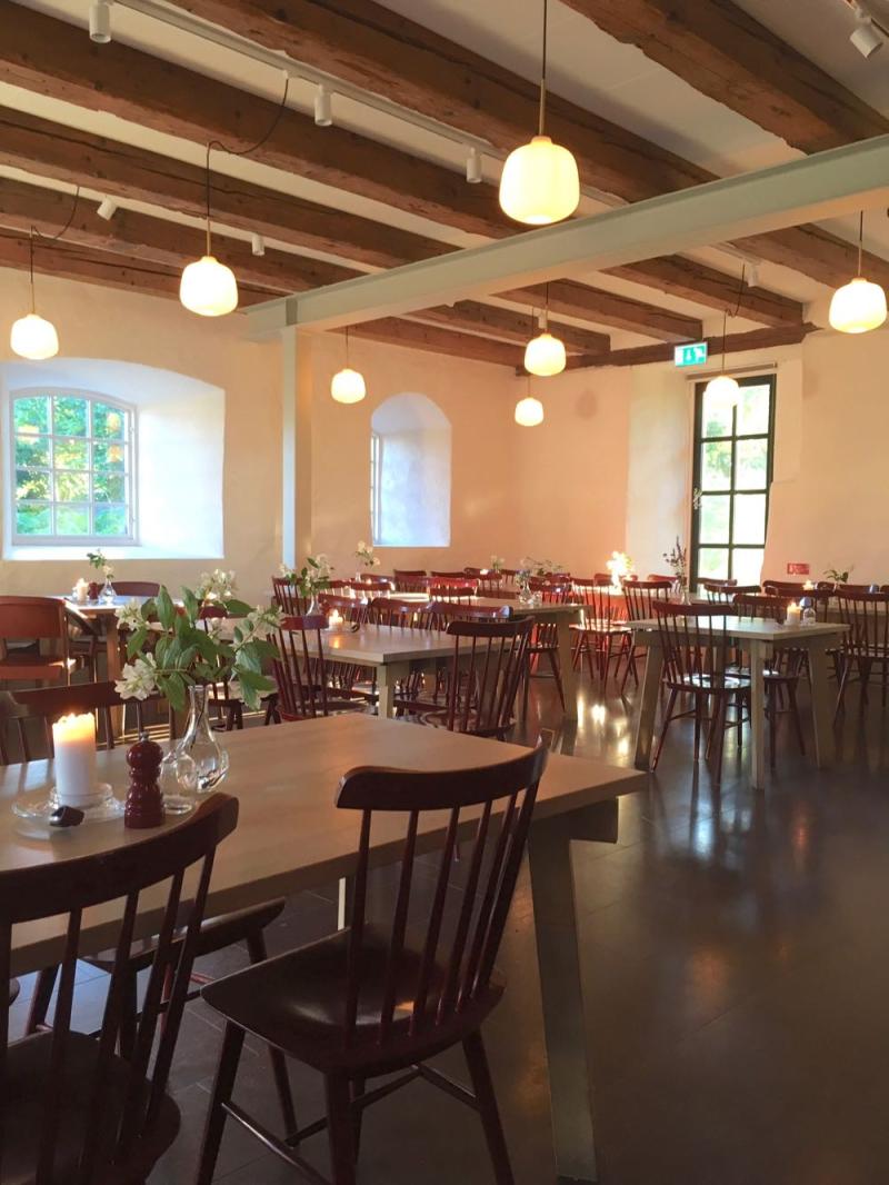 Wanas restaurant