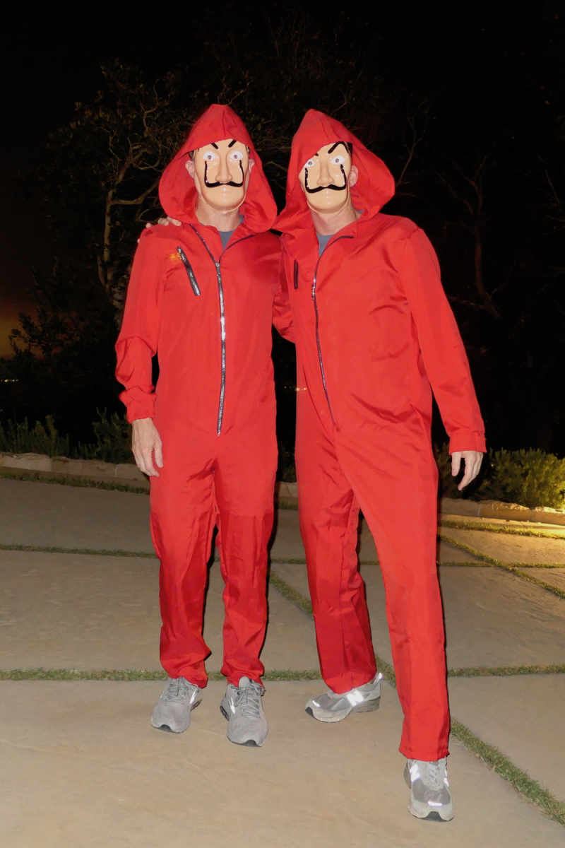 Money Heist costumes
