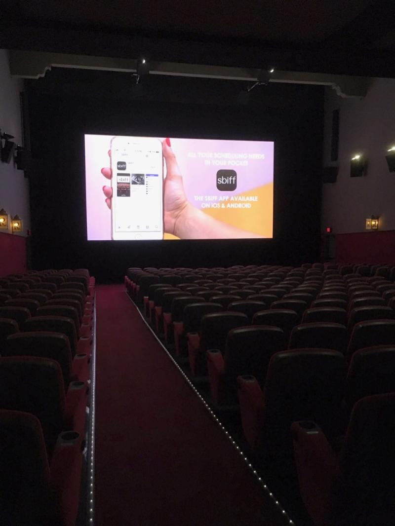 Riviera Theatre Santa Barbara
