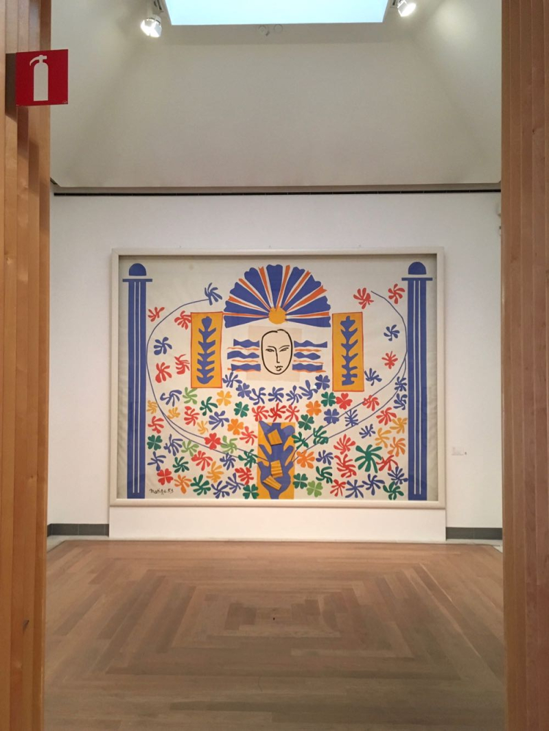 Matisse at Moderna Museum