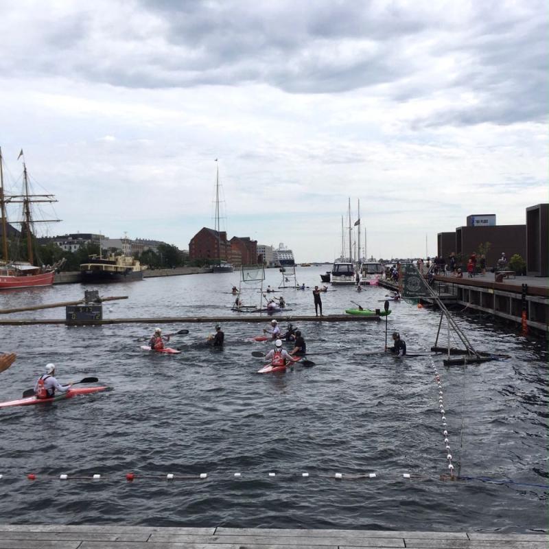 Copenhagen kayak polo