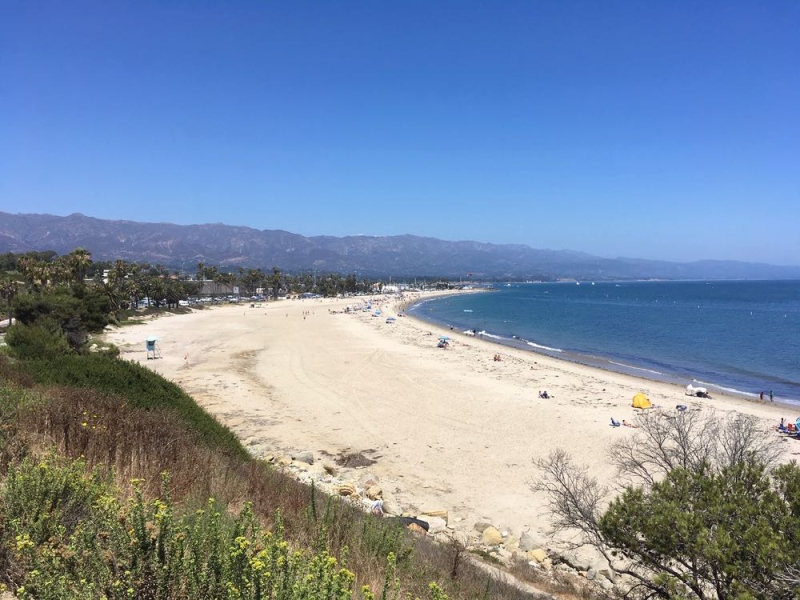Leadbetter Beach Santa Barbara