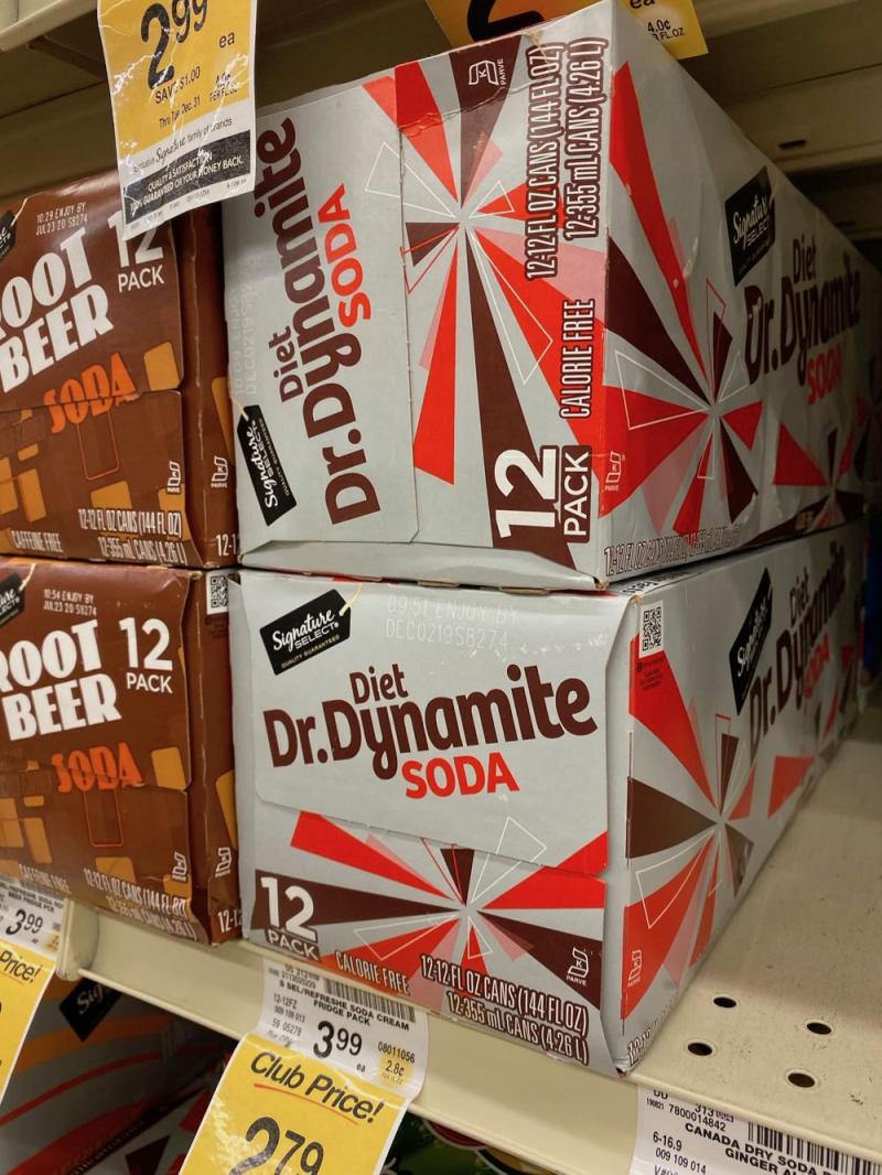 Diet Dr Dynamite